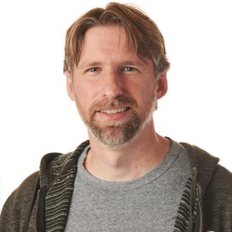 Headshot photo of a faculty member