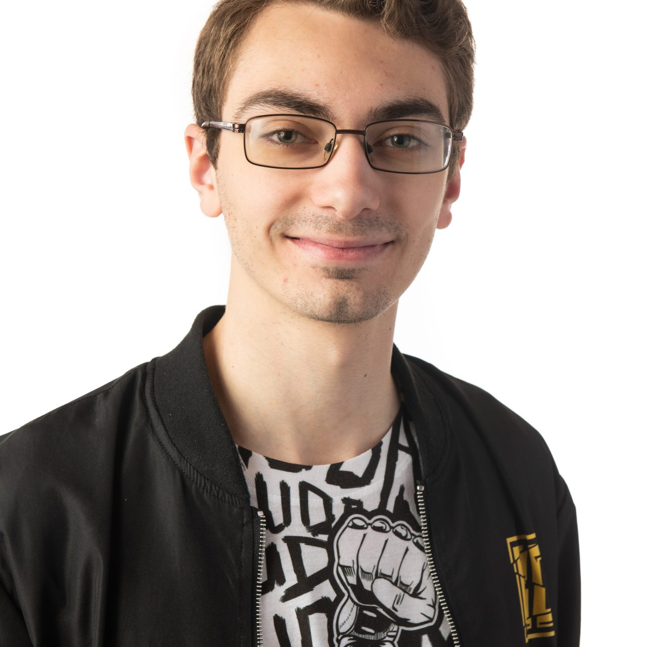 Profile image of a smiling student
