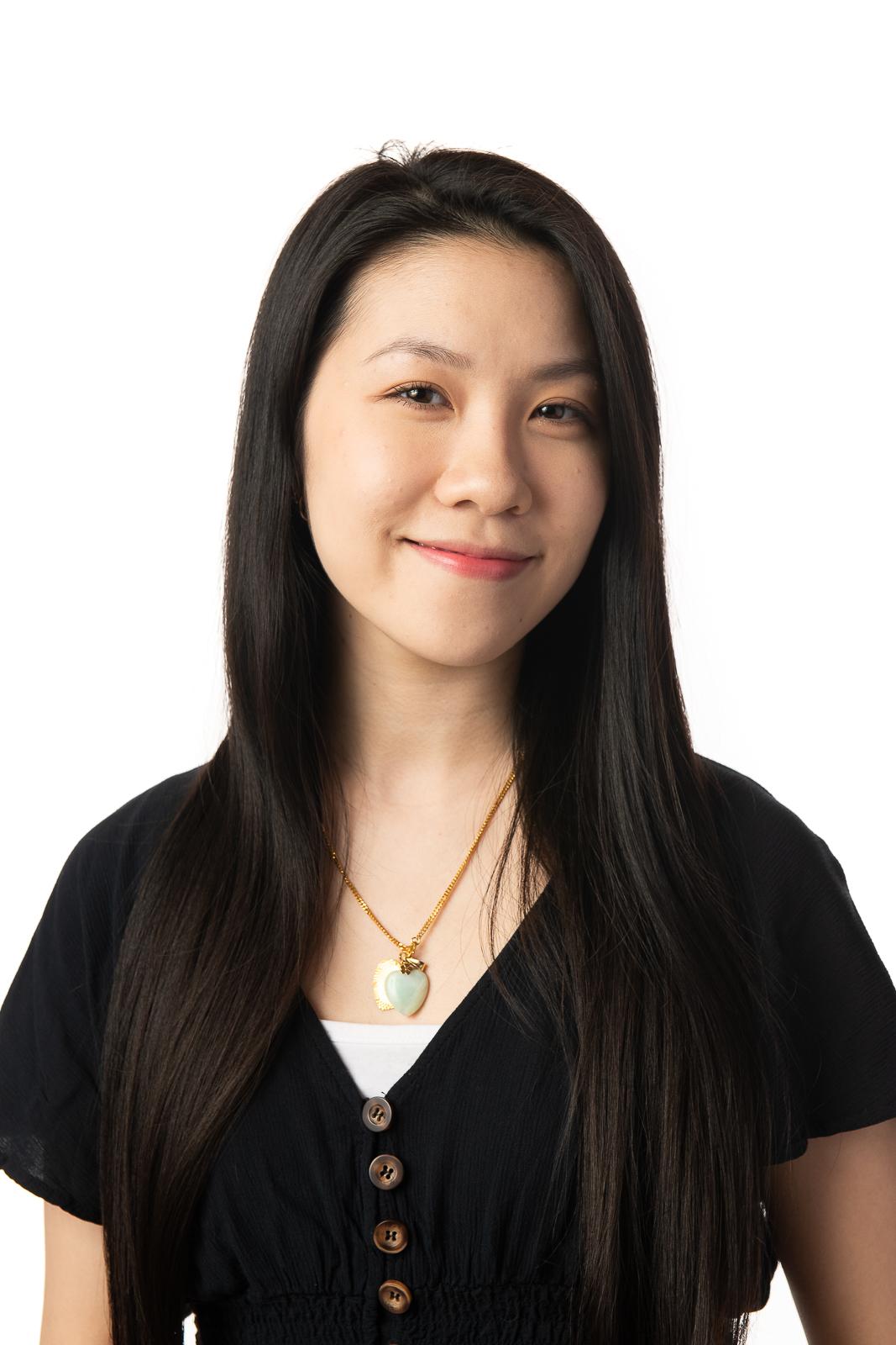 Profile image of smiling Champlain student