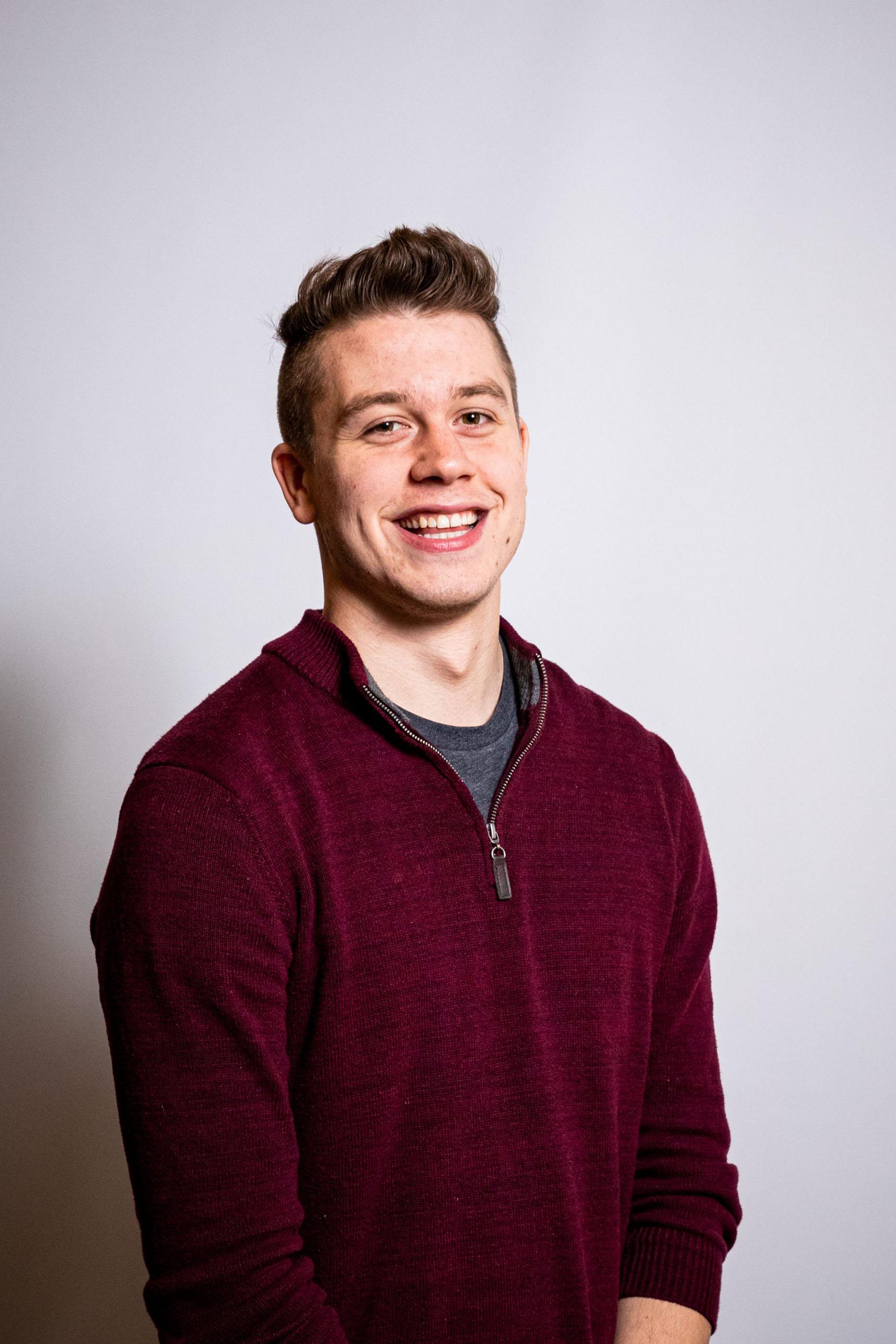 Profile Photo of Student Mitchell Zasa