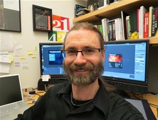Profile picture of professor Jonathan Ferguson